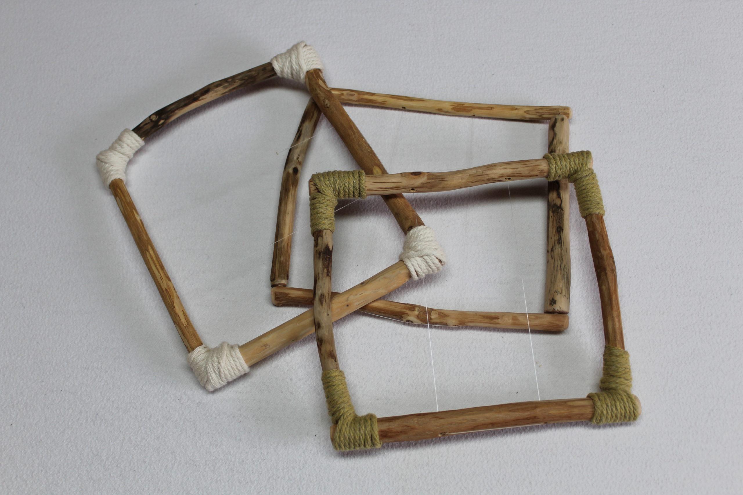 Bilderrahmen aus Holz 18x16